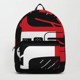 English Flag Classic Motorhome | Gift Backpack