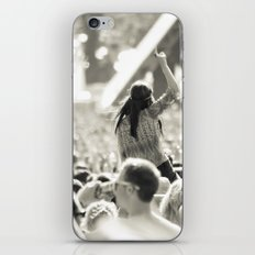 Hands Up iPhone & iPod Skin