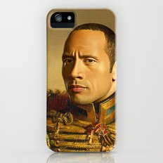Dwayne (The Rock) Johnson - replaceface Slim Case iPhone (5, 5s)