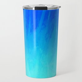 Icy Blue Blast Travel Mug