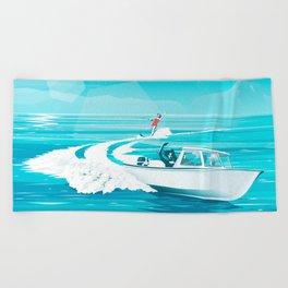 Opplett Beach Towel
