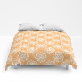 Kitchen cutlery circles Comforters