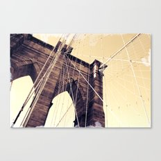 It took 14 years Canvas Print