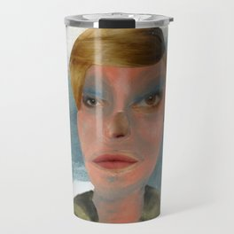 Agatha Travel Mug