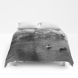 On The Lake Comforters