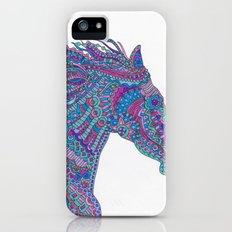 Technicolor Horse iPhone (5, 5s) Slim Case