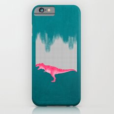 DinoRose - pinky tyrex iPhone 6s Slim Case
