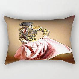 Torero (bullfighter Spanish) Rectangular Pillow