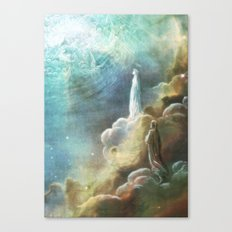 Glimpse of Heaven Canvas Print