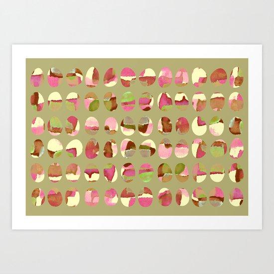 pattern 05 Art Print