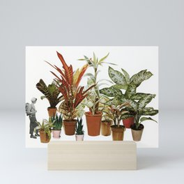 It's a Jungle Out There Mini Art Print