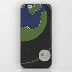 Moon. iPhone & iPod Skin