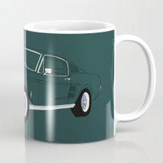 1968 Ford Mustang GT Mug