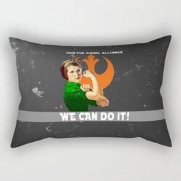 Join the Rebellion Rectangular Pillow
