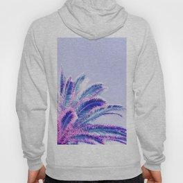 Fiesta palms - violet Hoody