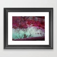 Reflection II Framed Art Print