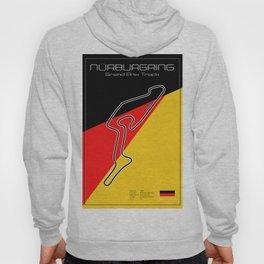 Nurburgring Grand Prix Circuit Hoody