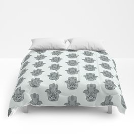 Hamsa Custom Comforters