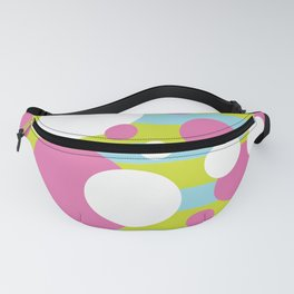 Party Confetti 2 Fanny Pack