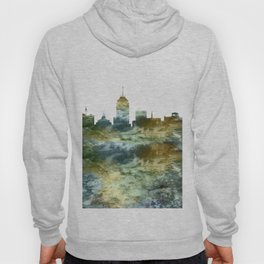 Fresno Skyline California Hoody