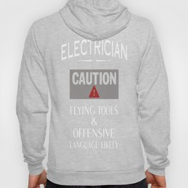 ELECTRICIAN Safety Hoody