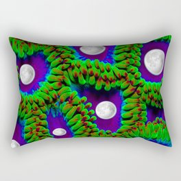 Gaia | Planet Earth into a New Dimension Rectangular Pillow