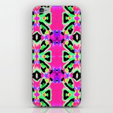Neon Vibrations iPhone & iPod Skin