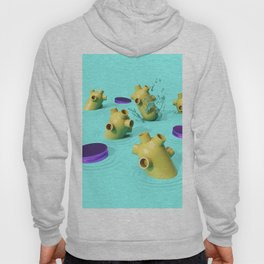 Splash Down Hoody