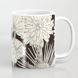 Flower Clean Coffee Mug