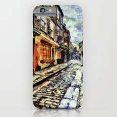 The Shambles York Van Gogh Slim Case iPhone 6s