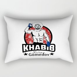 Khabib Rectangular Pillow