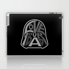 Love Your Father! Laptop & iPad Skin