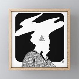 Out 15 Framed Mini Art Print