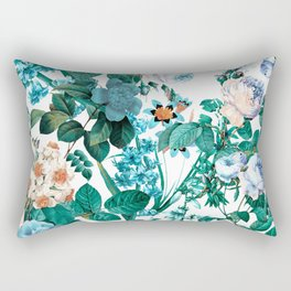 SUMMER BOTANICAL IV Rectangular Pillow