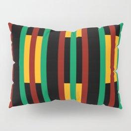 Kente 4 Pillow Sham