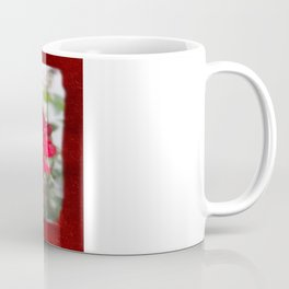 Red Rose Edges Blank P5F0 Coffee Mug