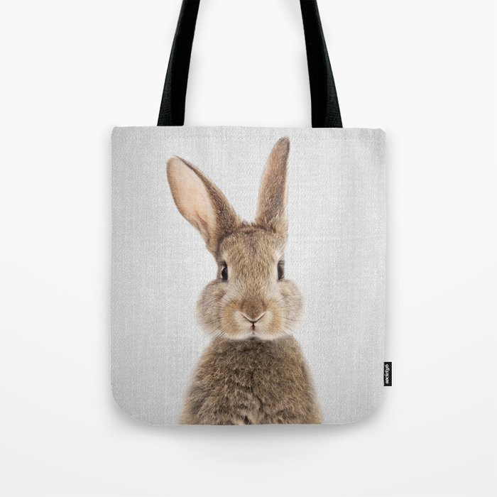 Rabbit - Colorful Umhängetasche