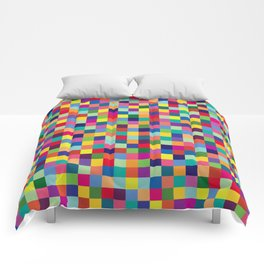 Geometric Pattern #5 Comforters