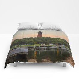 Currituck Lighthouse Comforters