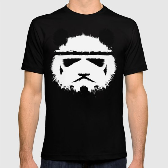Panda Trooper T-shirt