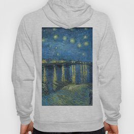 Starry Night Over the Rhone Hoody