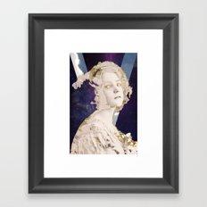 dear mother Framed Art Print