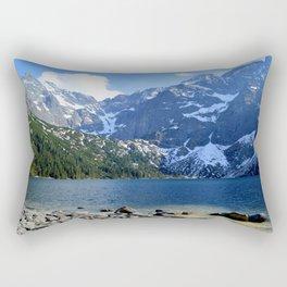 A Landscape Divine Rectangular Pillow