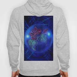Abstract in perfection - Fertile Imagination Rose 2 Hoody