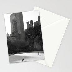 Central Park Skaters Stationery Cards