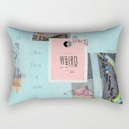 call this a win Rectangular Pillow