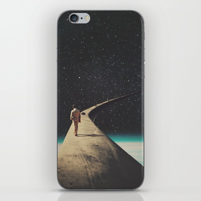 We Chose This Road My Dear iPhone Skin