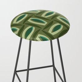 Alcedo - Green Bar Stool