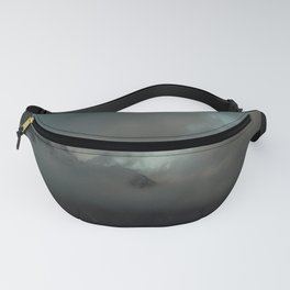 Mountain in the Clouds Fanny Pack
