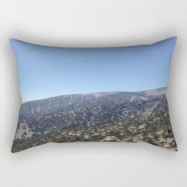 Just A Little Off The Top Rectangular Pillow